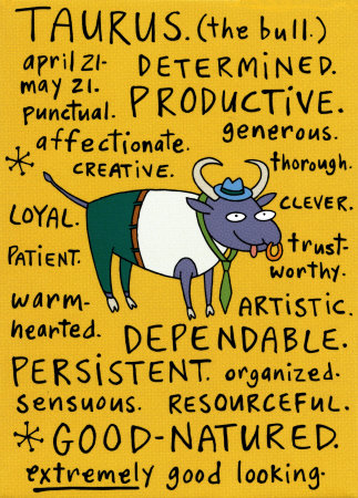 Tanguero Horoscope | Taurus in May 2012