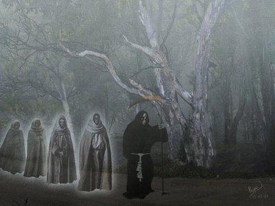 almas en pena procesion