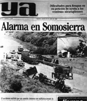 accidente somosierra