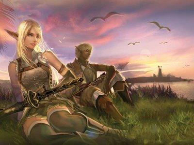 Las hadas, los duendes, los gnomos y los elfos
