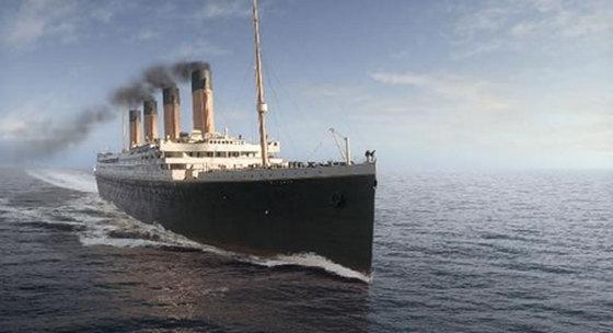 titanic pelicula