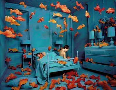 sueño recurrente peces