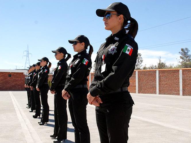 Policia mujer