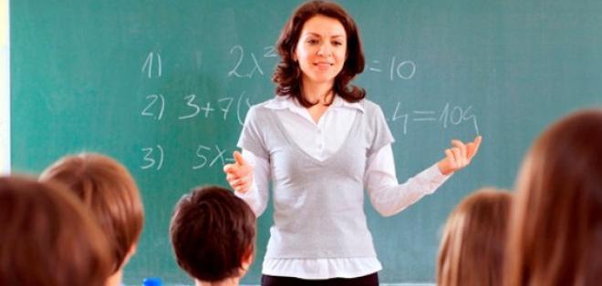 profesora mujer